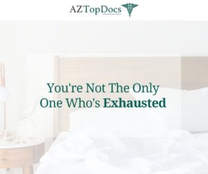 You're Not The Only One Who's Exhausted